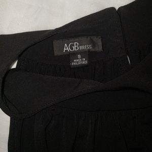 AGB Dresses - AGB Little Black Dress Great For Most Bodies Siz S